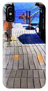 The Dock At Hill's Resort IPhone Case