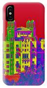 The Don Art Deco IPhone Case