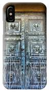 The Door At The Parthenon In Nashville Tennessee IPhone Case