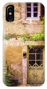 The Doorway To Provence IPhone Case
