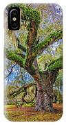 The Dueling Oak 2 IPhone Case