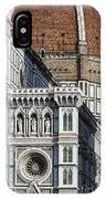 The Duomo Detail IPhone Case