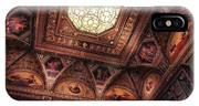 The East Room Ceiling IPhone Case