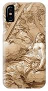 The Ecstasy Of St Mary Magdalene IPhone Case