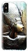 Queen Of Egypt Nefertiti Artwork IPhone Case