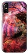 The Elements Wind IPhone Case