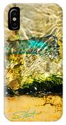 The Emerald Bow Tie IPhone Case