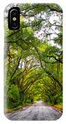 The Emerald Forrest IPhone Case