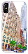 The Empire State Building 6 IPhone Case