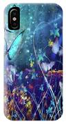 The Enchanted Garden IPhone Case