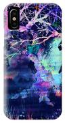 The Enchanted Wood IPhone Case