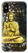 The Enlightened One IPhone Case