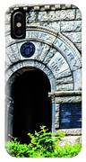 The Entrance To The Castle On Little Round Top IPhone Case