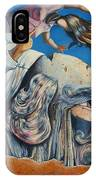 The Eternal Obsession Of Don Quijote IPhone Case