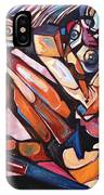 The Expressive Muse IPhone Case