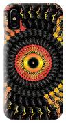The Eye Of The Storm- IPhone Case