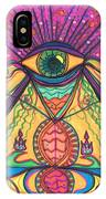 The Eye Opens... To A New Day IPhone X Case