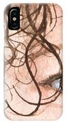 The Eyes Have It - Stacia IPhone Case
