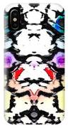The Face Emerging IPhone Case