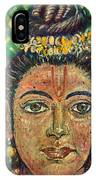 The Face Of Rama IPhone Case