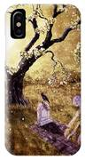 The Fading Memory Of Lenore IPhone Case