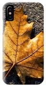 The Fall Of Autumn IPhone Case