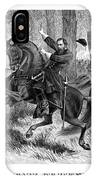 The Fall Of Reynolds - Civil War IPhone Case