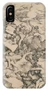 The Fall Of The Giants IPhone Case
