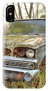 The Family Ford IPhone Case