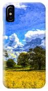 The Farm Art IPhone Case