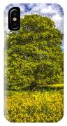 The Farm Tree Art IPhone Case