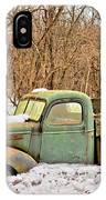 The Farm Truck IPhone Case