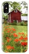 The Farmhouse IPhone X Case
