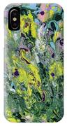 The Feeling Of Spring IPhone Case