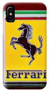The Ferrari Logo IPhone Case