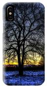 The Field Tree Hdr IPhone Case