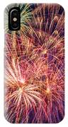 The Finale IPhone Case