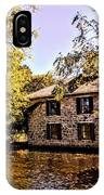 The Fishery At Dykeman Manor IPhone Case