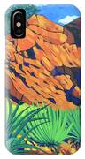 The Flicker Trail IPhone Case