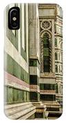 The Florence Cathedral IPhone Case