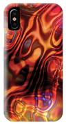The Flow Of Power IPhone Case