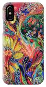 The Flowering IPhone Case