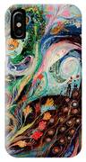 The Flowers And Sea IPhone Case
