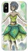 The Forest Sprite IPhone Case