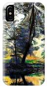 The Forests Of Avalon IPhone Case