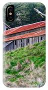 The Forgotten Barn IPhone Case