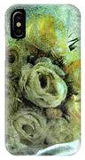 The Forgotten Flowers IPhone Case