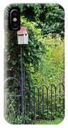 The Forgotten Garden IPhone Case