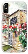 The Forresters Arms In Kilburn IPhone Case