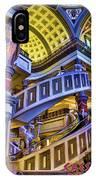 The Forum At Caesars IPhone Case